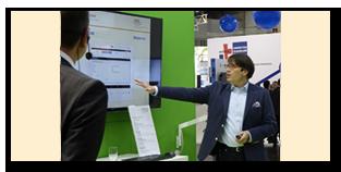 IWiG stellt ClipMed PPM Mobil auf Medica vor