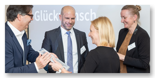 Sonderpreis KU-Award 2019: Workflow-Management Excellenz - ClipMed OM gehört zu den Top 2 Preisträgern